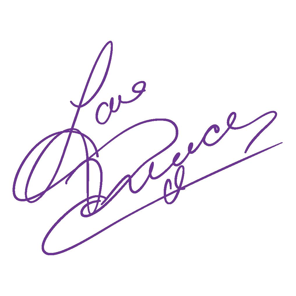 Красивая подпись в открытках