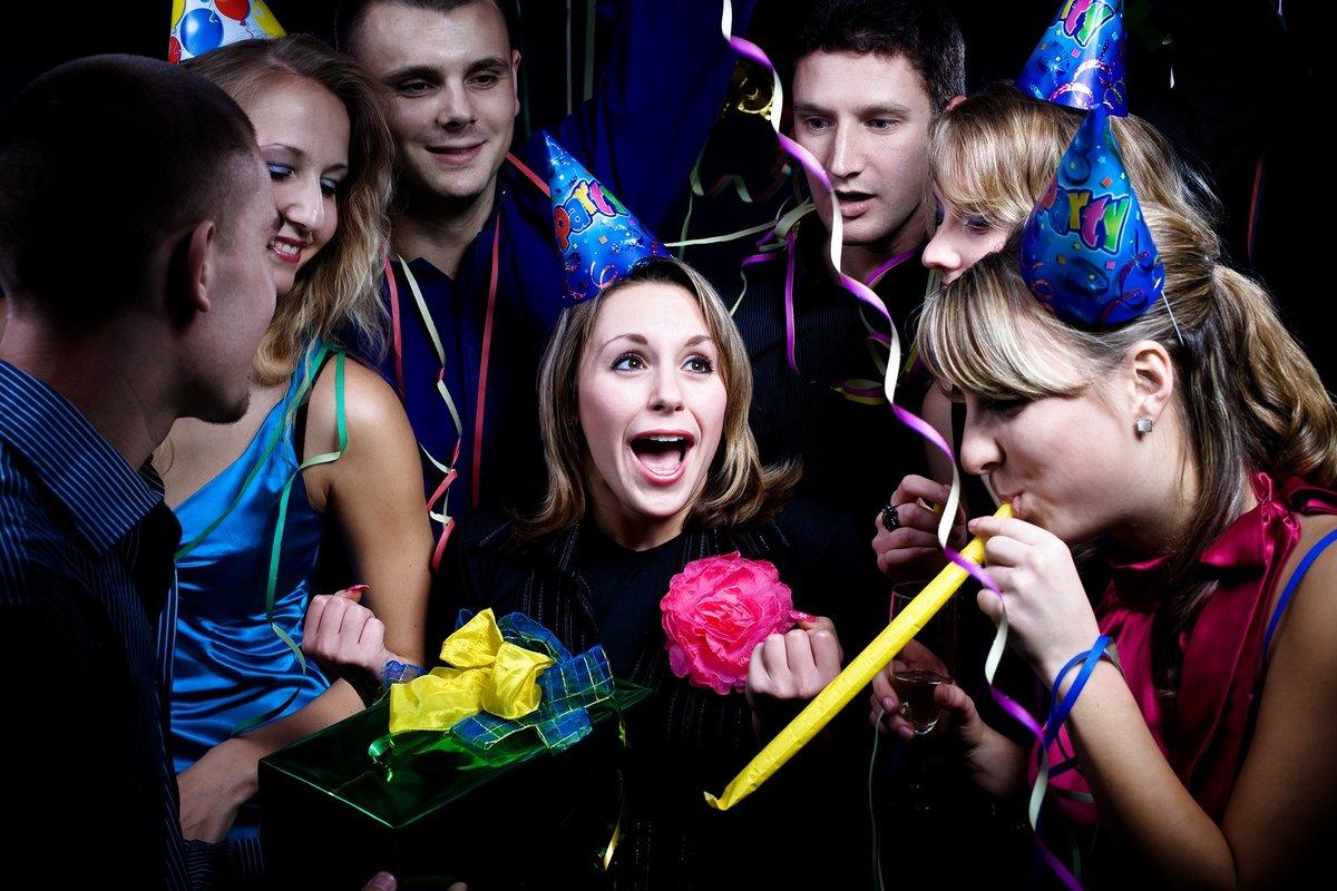 Вечеринка с днем рождения картинки