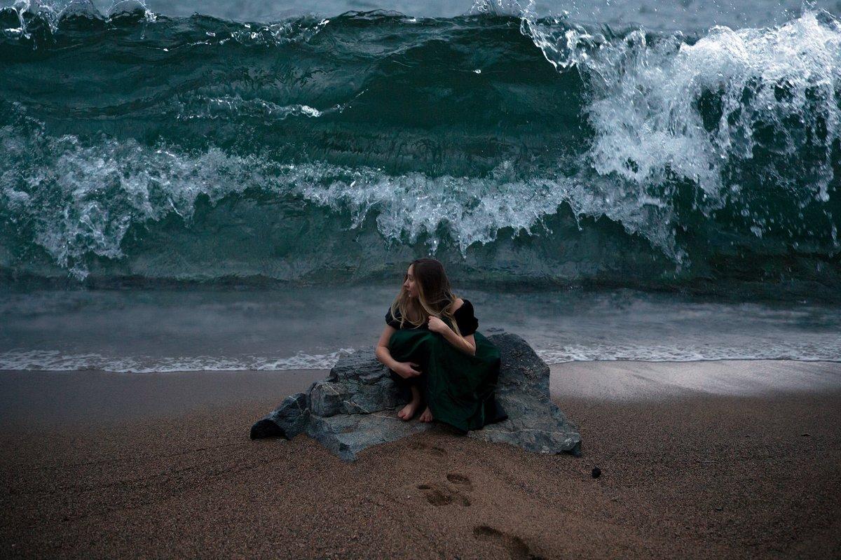 Картинки грустные у моря, мужчинах