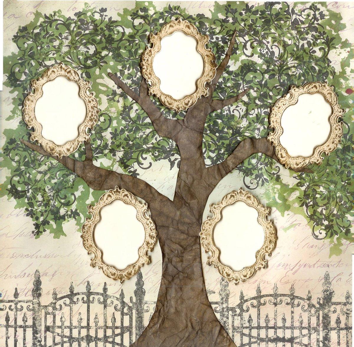 этого дерево потомков картинка нижней или верхней