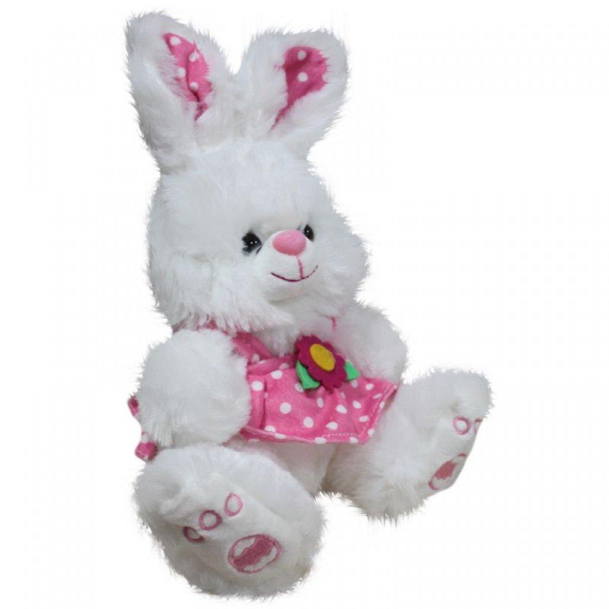 Заяц игрушка картинка для детей на прозрачном фоне