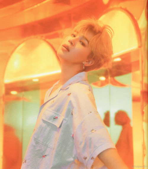 Bts love yourself her o scan
