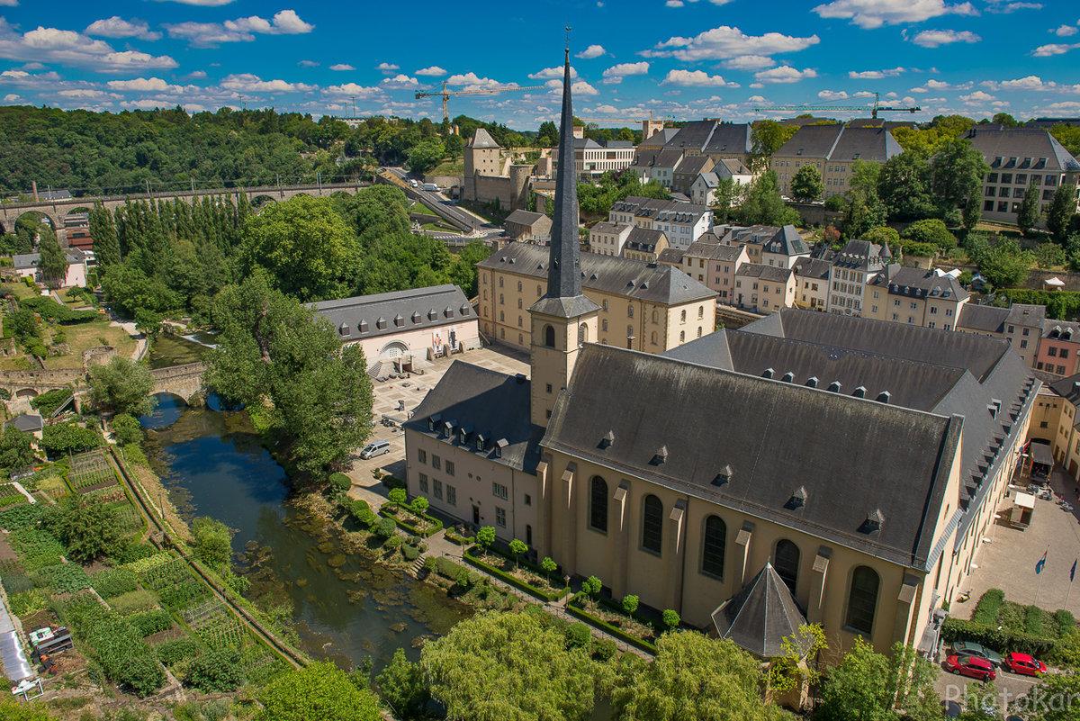 люксембург фото города нашей