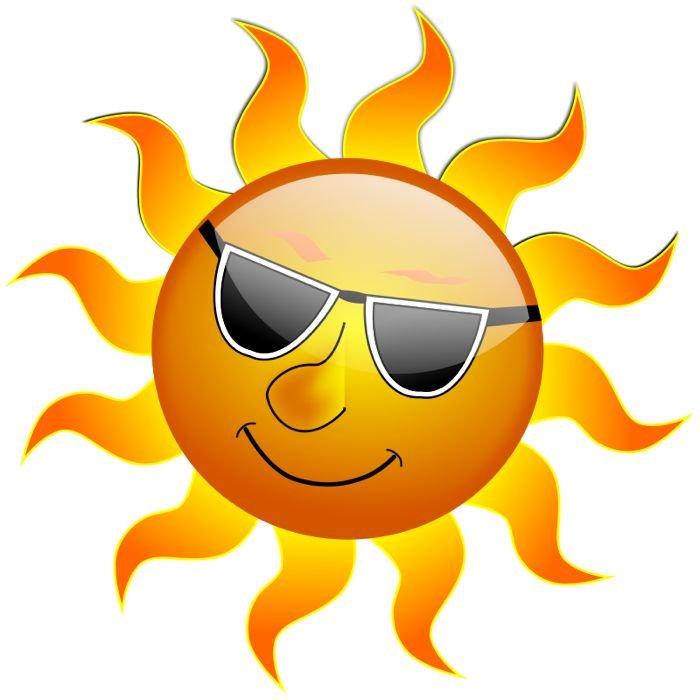 Лето солнце картинки для детей