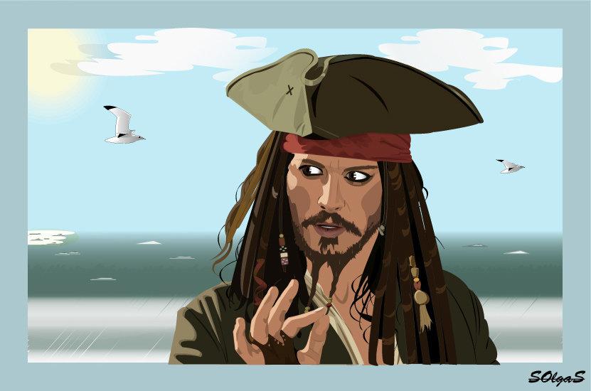хорошего картинки и рисунки из пиратов карибского моря стрелками