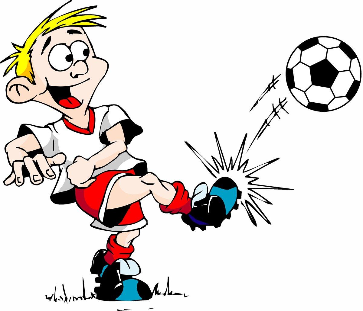 Виртуальные днем, прикольные рисунки футбол