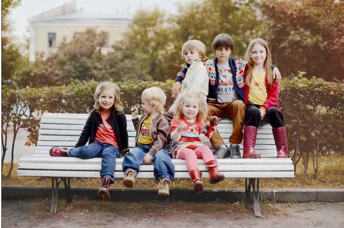 Фото дети реклама