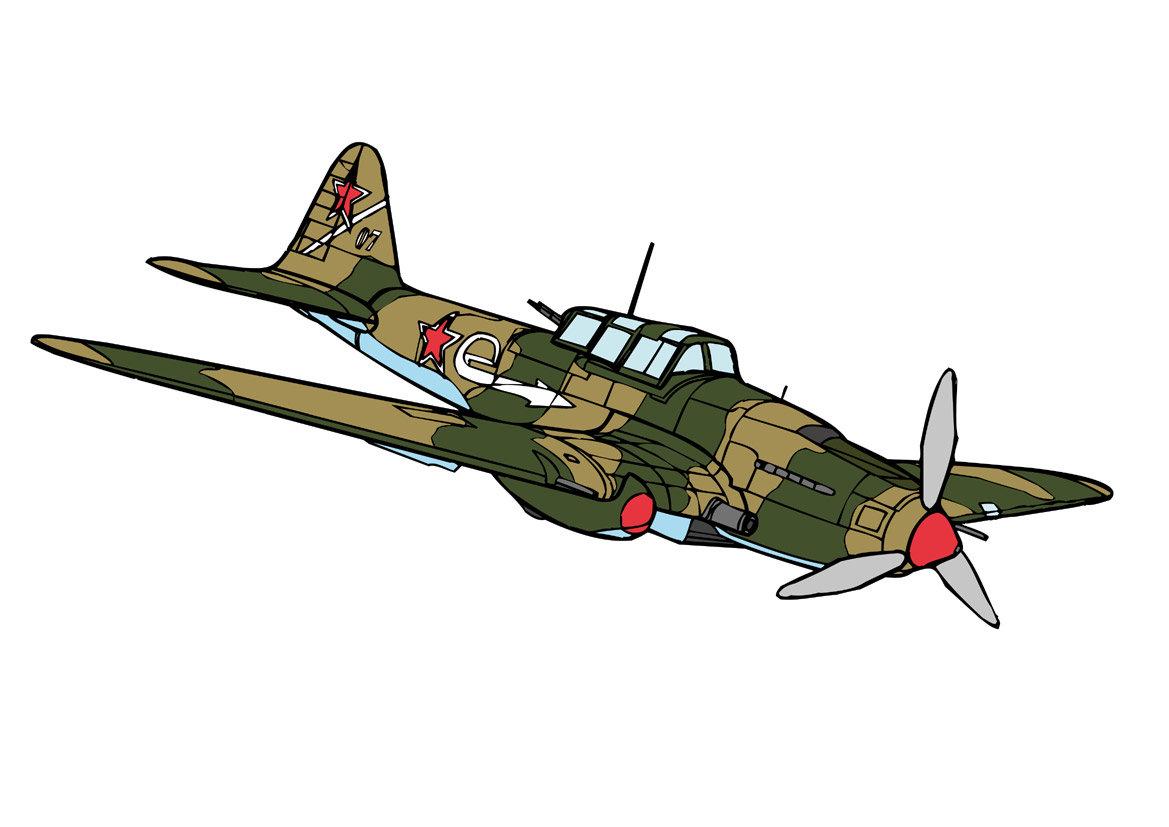 Военный самолет картинка на белом фоне