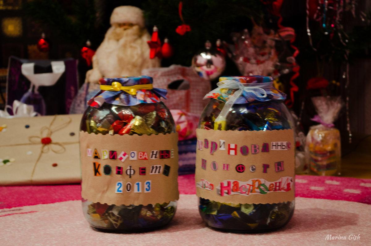 Новогодние подарки прикольные — pic 1