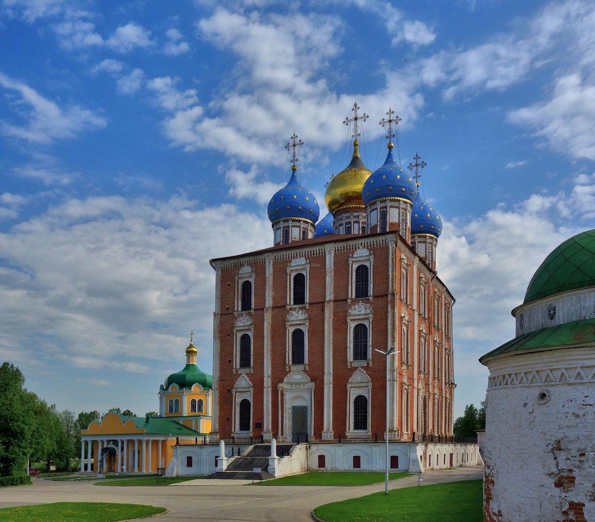 фото рязанского кремля малыша