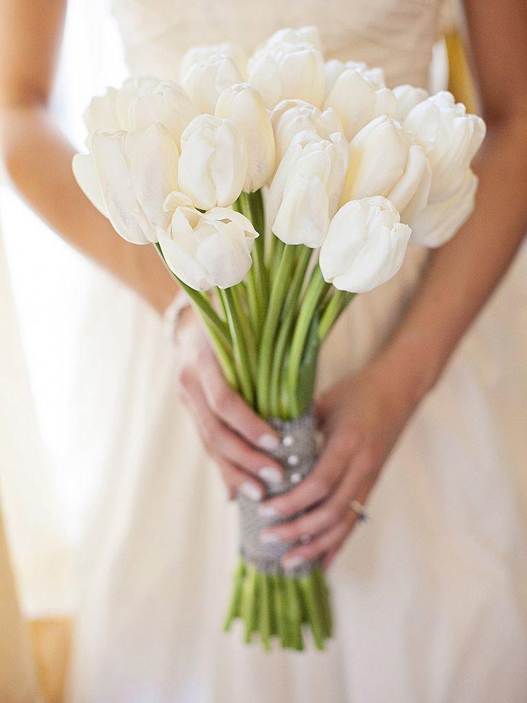 Сколько тюльпанов в свадебном букете, букета москва zakaz