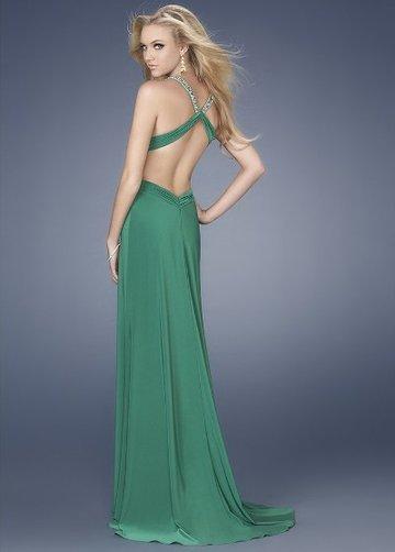 a24d87d7313 Длинное вечернее платье с открытой спиной для лета» — карточка ...
