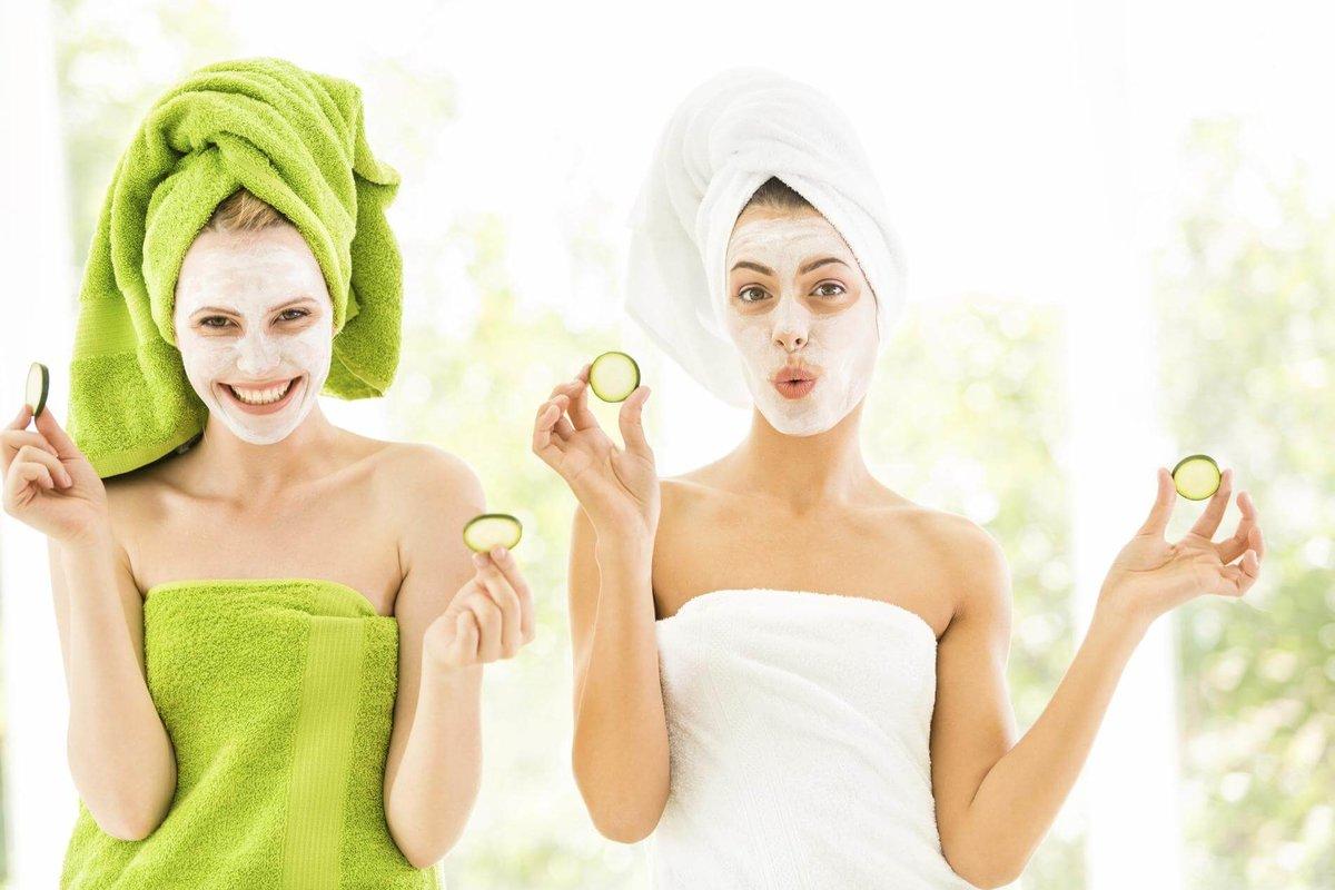 Красивую, картинки ежедневный уход за кожей лица