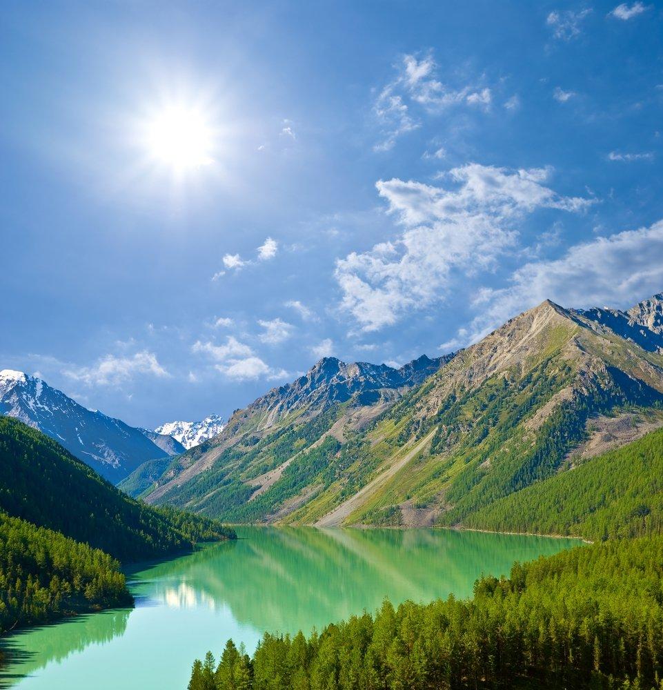 горный алтай горы фото фото