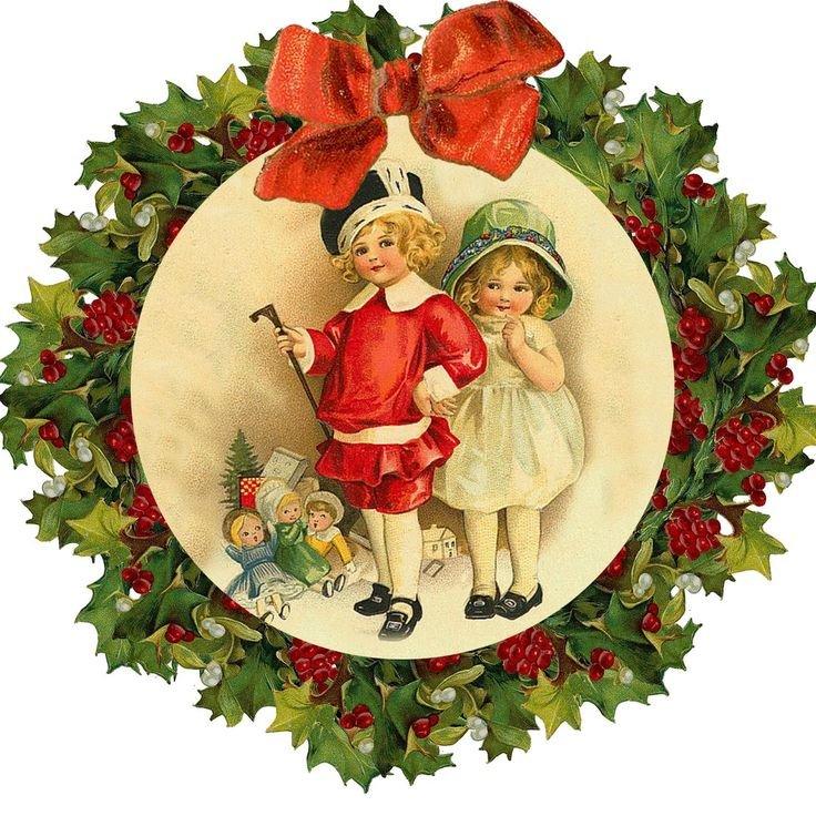 Рождественские картинки для декупажа, лебедя картинки для