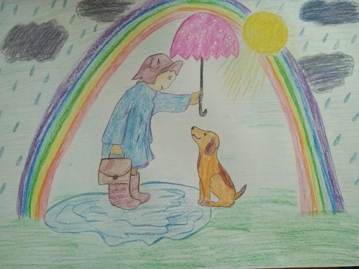 Картинки на тему доброта глазами ребенка