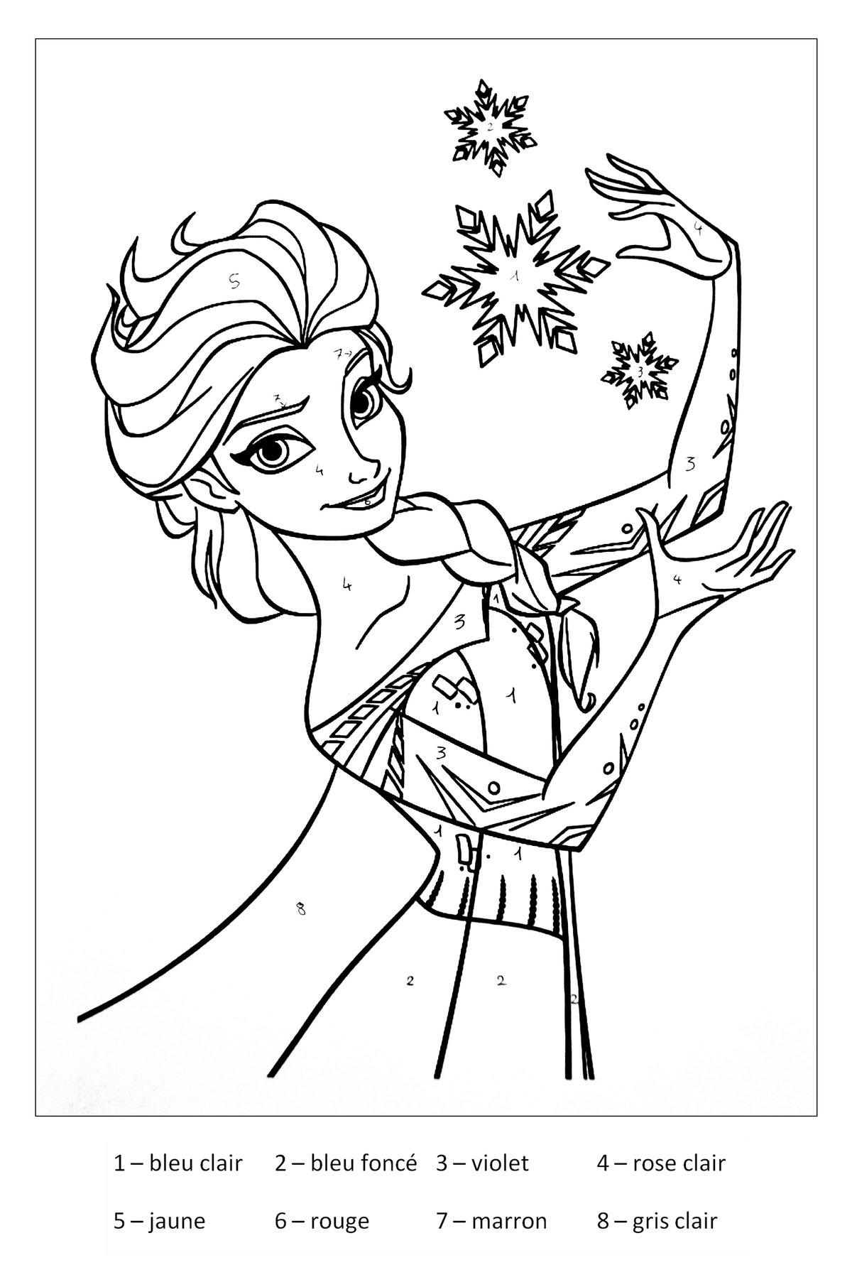 Gambar Mewarnai Princess Elsa Gambar Aneh Unik Lucu Card From