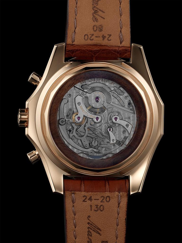 Часы мужские механические breitling for bentley.