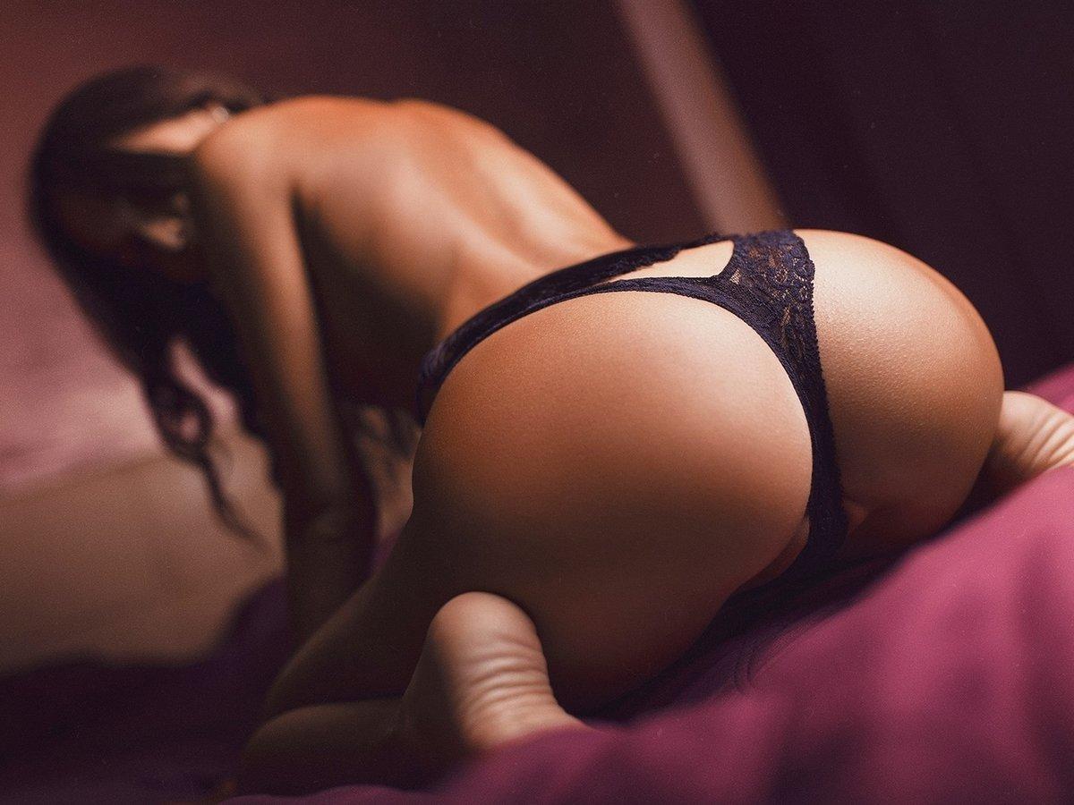 секс фото красивых попок