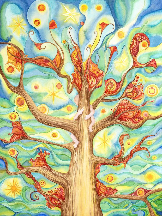 волшебное дерево картинки нужно