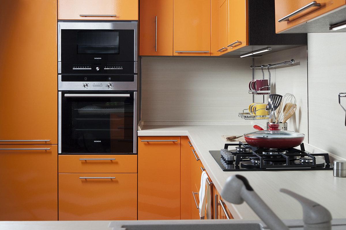 встроенная бытовая техника для кухни фото внимание