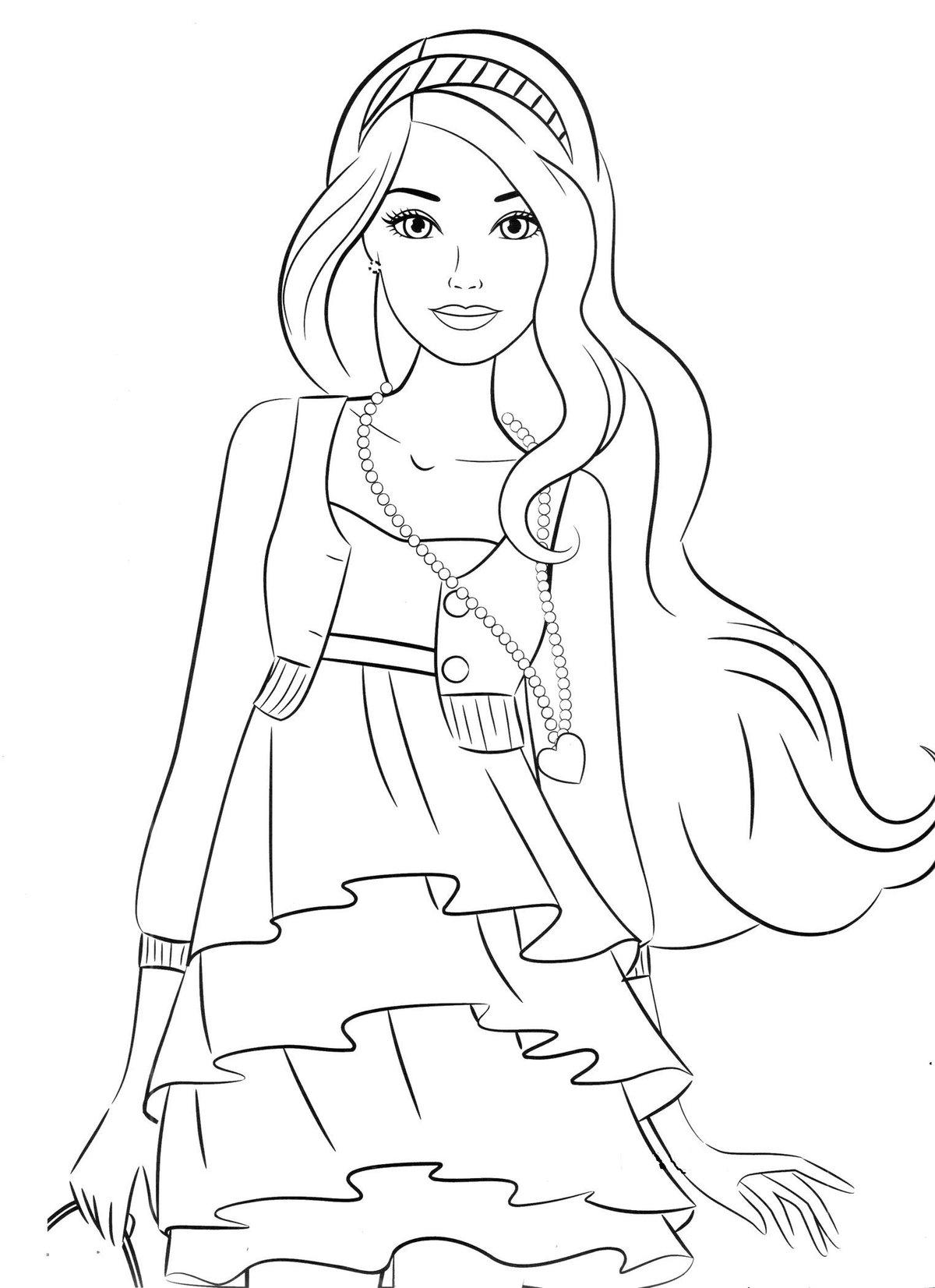 Картинки для девочек 8 лет срисовать