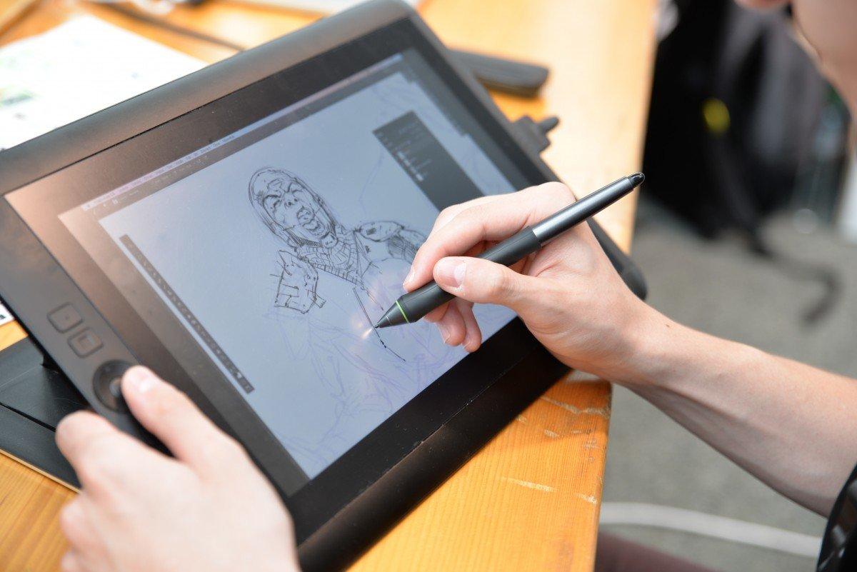 Рисунки девочка, как картинку в галерею планшета