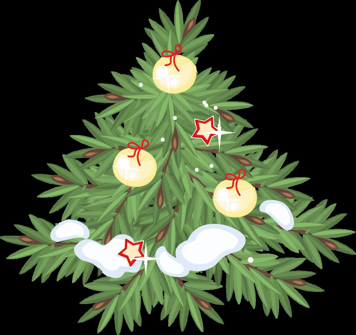 Рисунок новогодний елки картинки