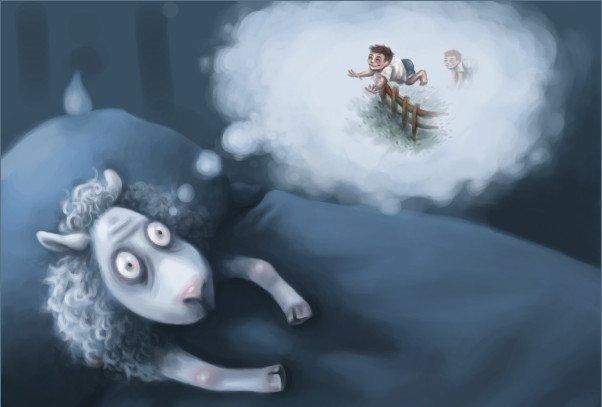 Мои сны на прикольных картинках