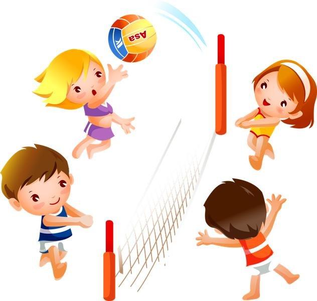 Спортивные картинки в детский сад