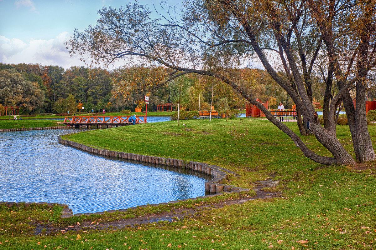 парки москвы фото с названиями букеты