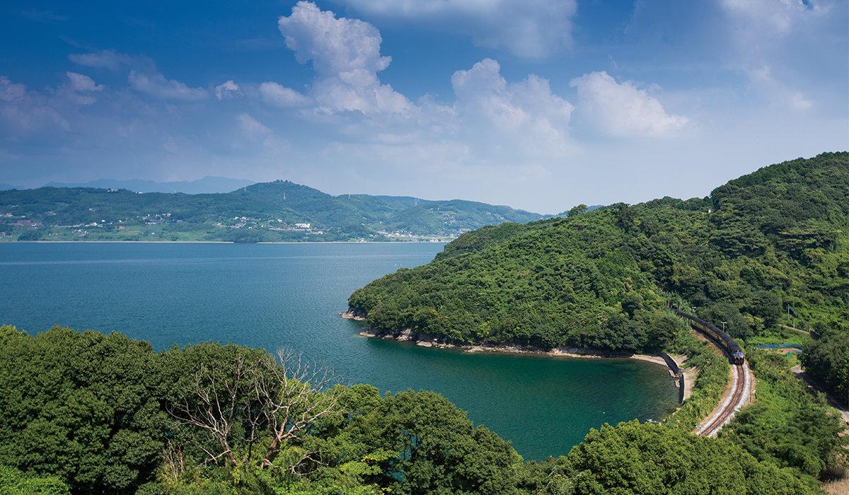 это фотографии о красоте острова кюсю постарше сами