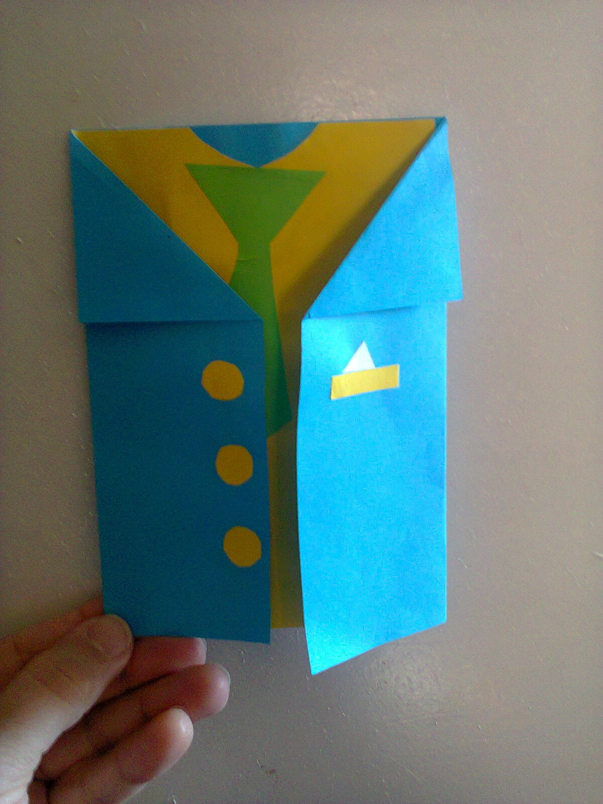 Открытка папе от ребенка 5 лет своими руками, тема море поздравление
