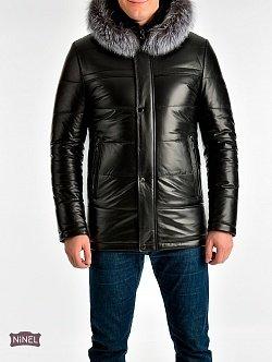 Куртка кожаная, классическая мужская зимняя одежда, Астрахань, объявление с  фото № 70249 https 195cb204766