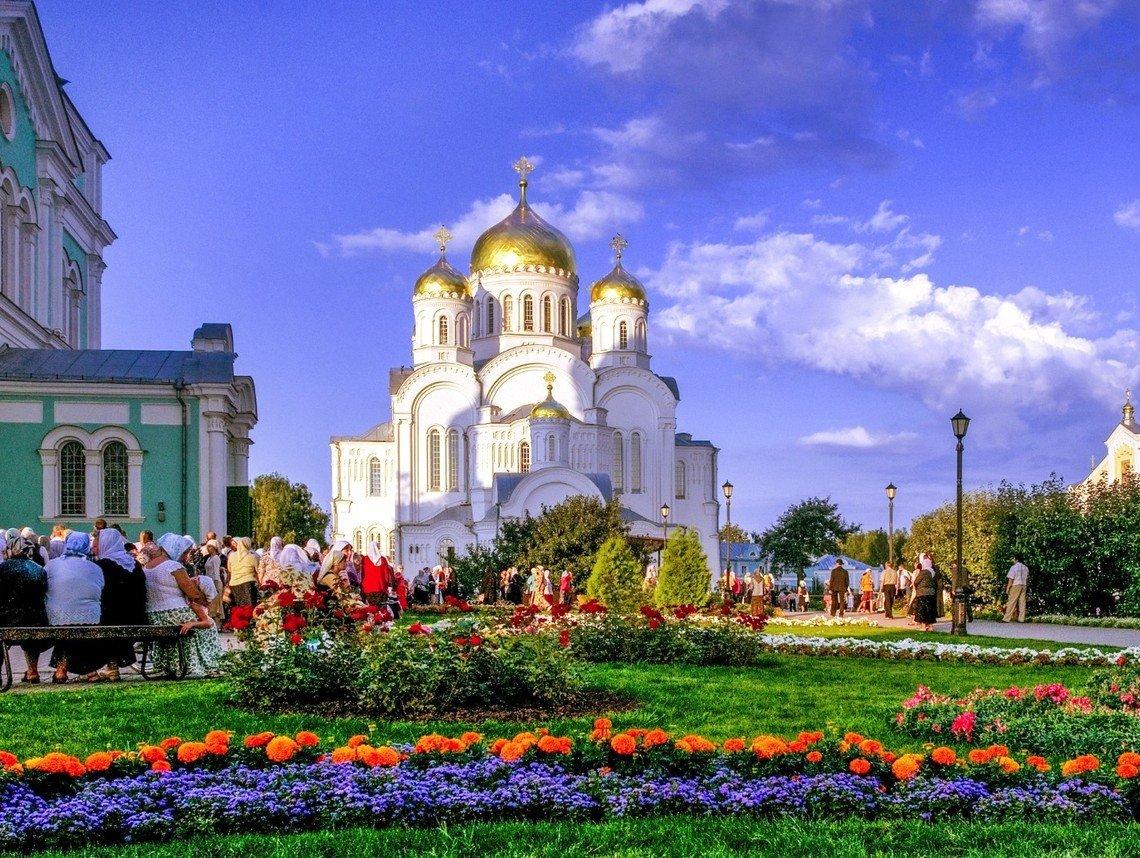коллеги дивеево монастырь фоторепортаж кузнечного