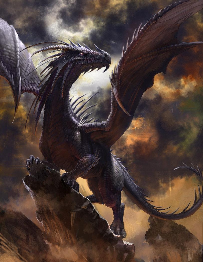 Марта открытка, красивые картинки с драконами