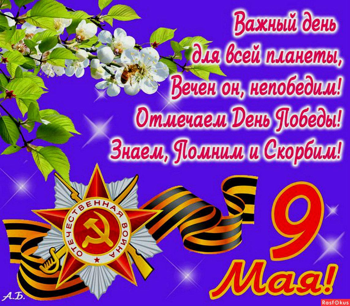Картинки смски, поздравления в картинках с днем победы 9 мая