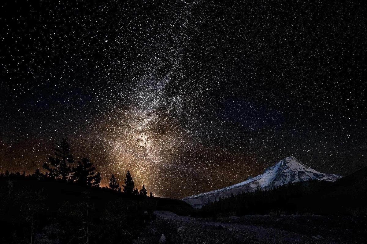 Картинка звездное небо в хорошем качестве, петушки фото