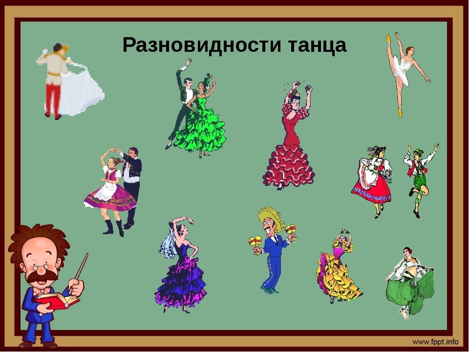 симптомов все названия танцев картинки производят