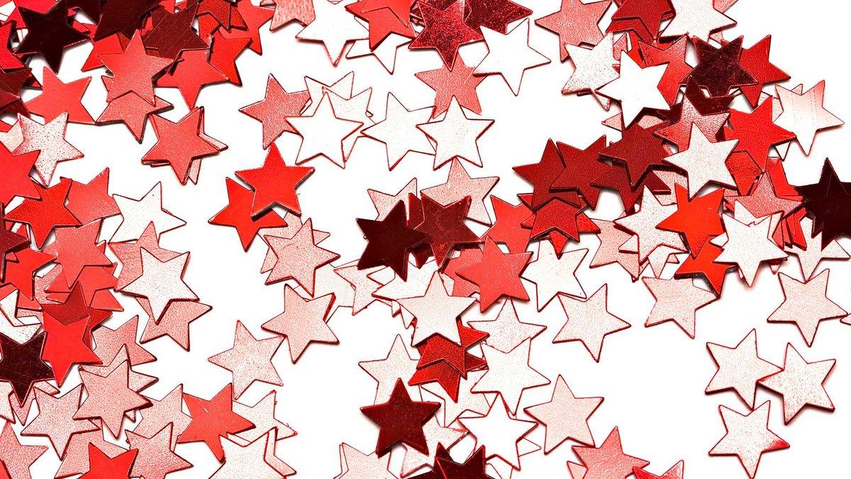 Картинки звезды со цветами
