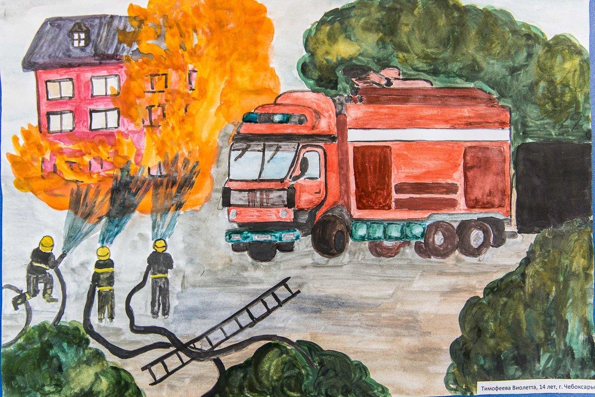 Мама папа, картинки на день пожарника для детей