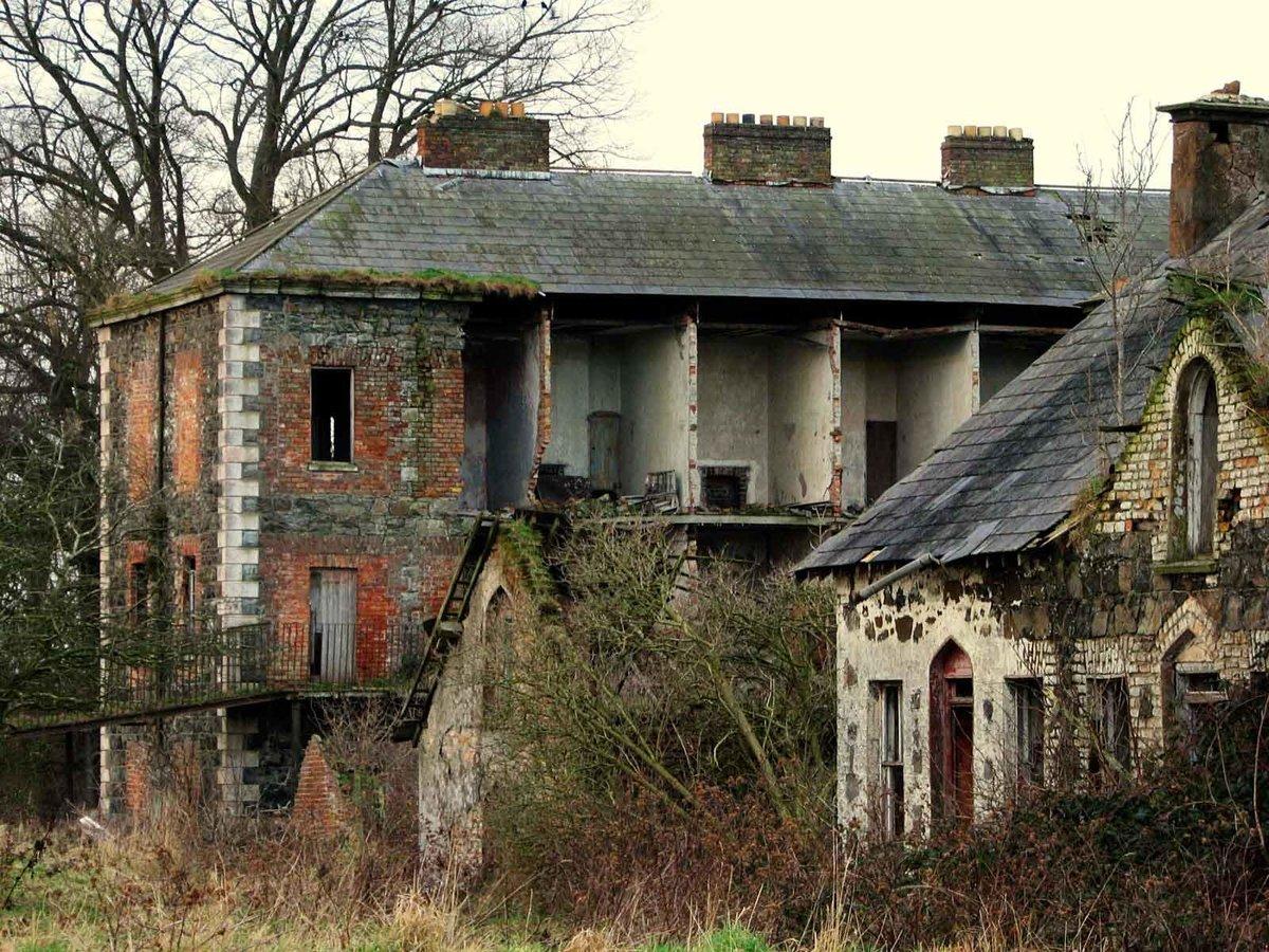 заброшенные дома москва фото поистине