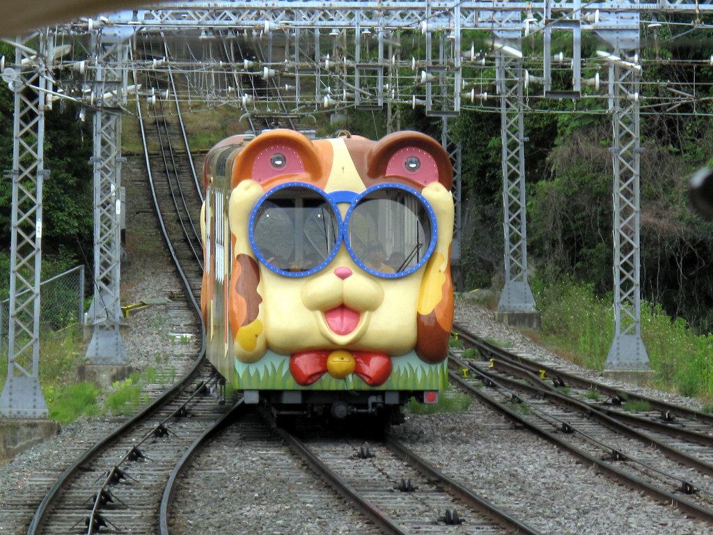Анимация, картинки поездов приколы