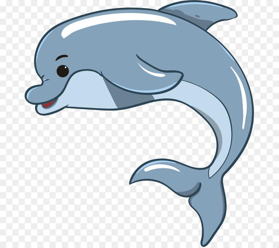 Веселый дельфин рисунок, вадим