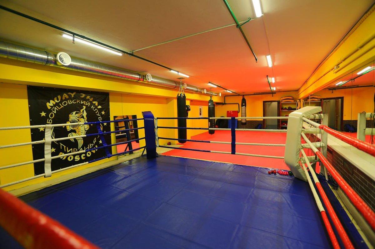 Лучшие залы бокса в мире фото