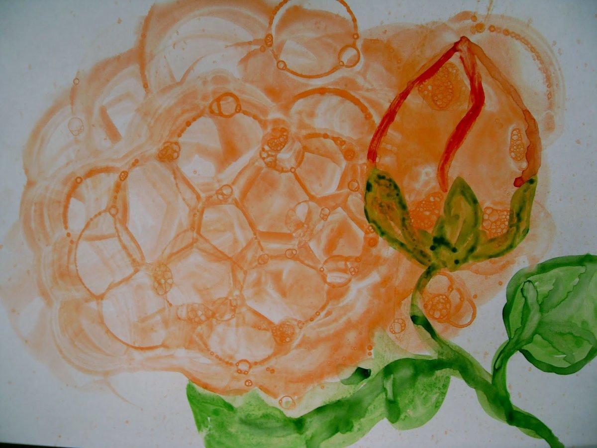 Картинки рисования ягоды