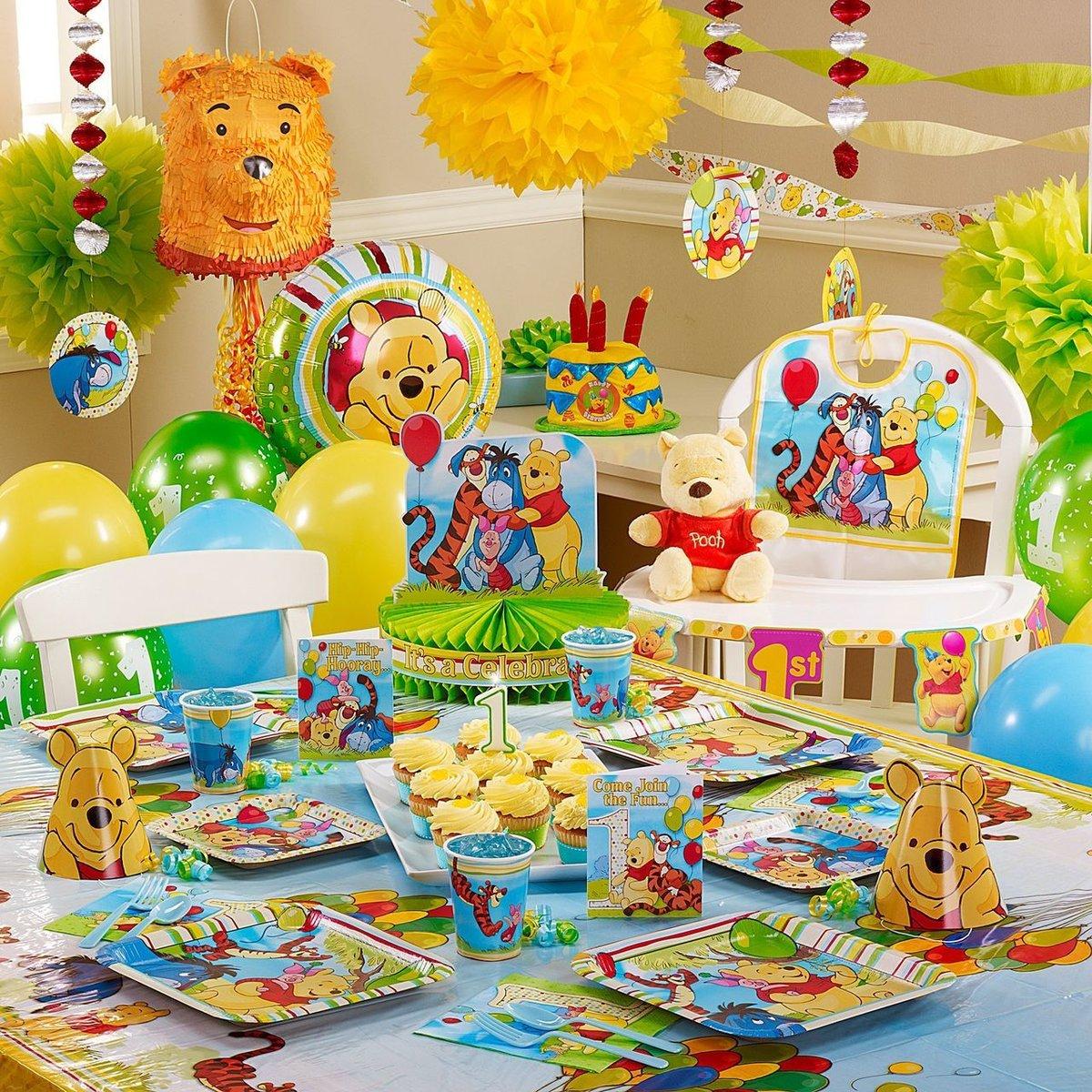 Интересное день рождения для ребенка