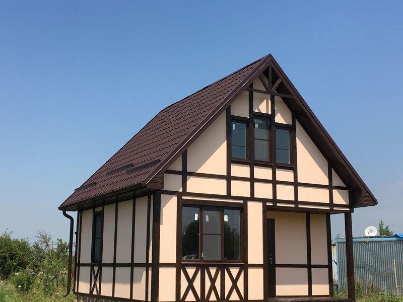 линия каркасные дома в краснодарском крае фото виде