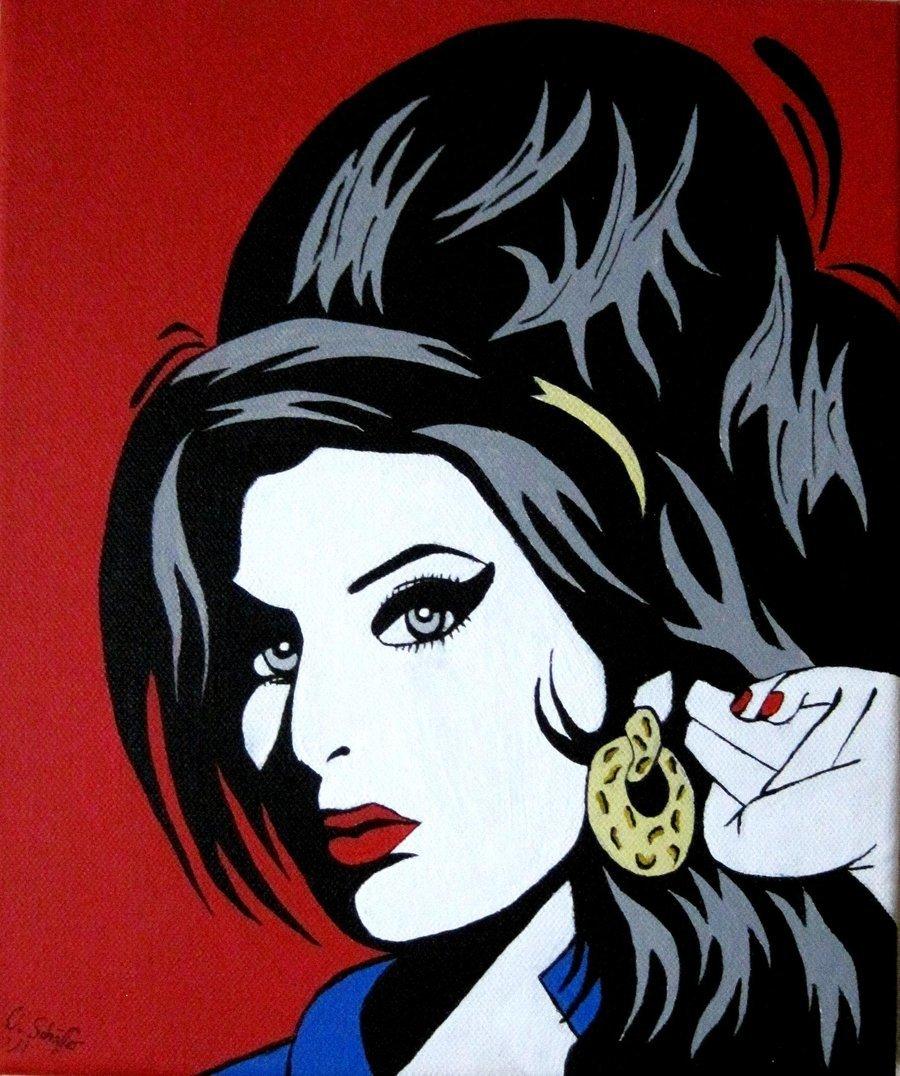 pop art tattoo tumblr - HD