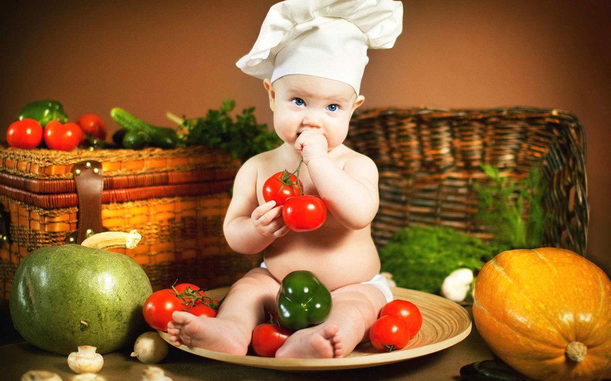 Прикольные картинки дети с фруктами, югра-моя